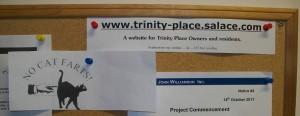 Notice board, 2011-11-05
